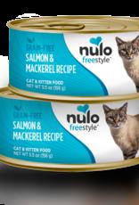 Nulo Can Cat Salmon, Mackerel 5.5oz