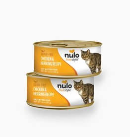 Nulo Can Cat Chicken, Herring 5.5oz