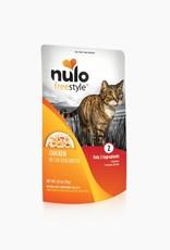 Nulo Pouch Cat Chicken Broth 2.8oz