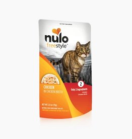 Nulo Pouch Cat Chicken Broth 2.8oz