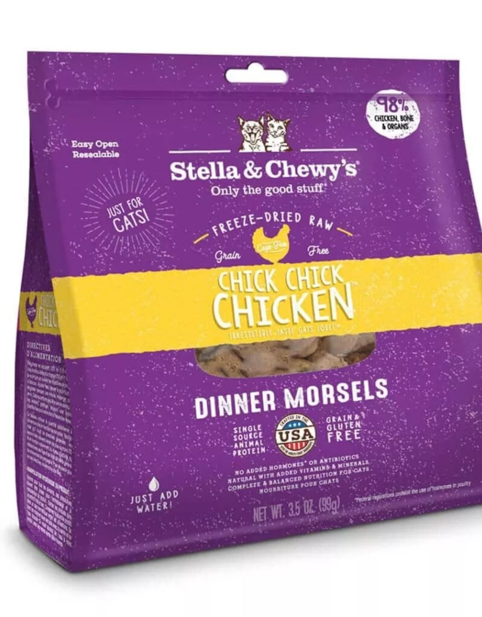 Stella & Chewy's Chic Chic Dinn for Cats