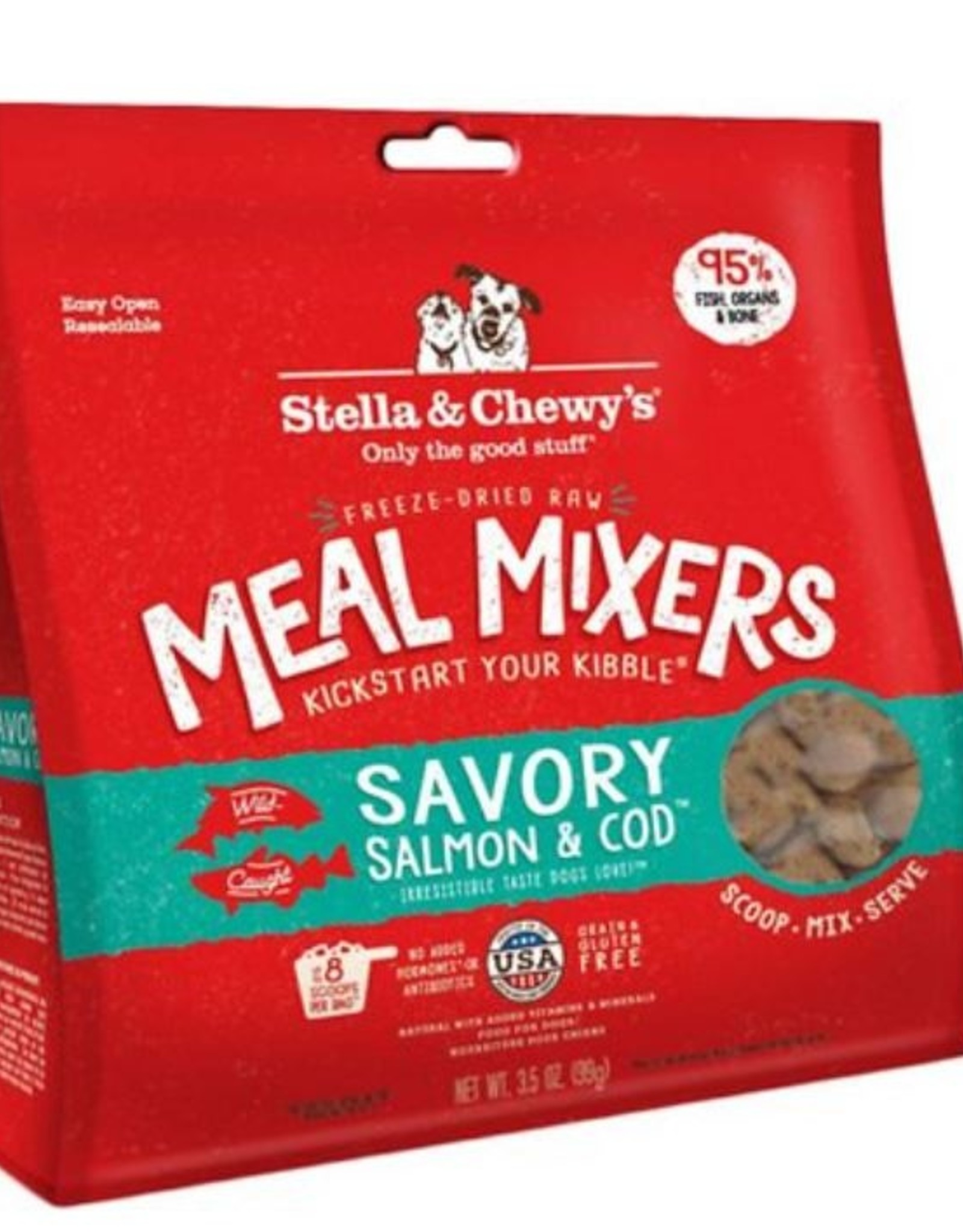S&C Savory Salmon & Cod MM