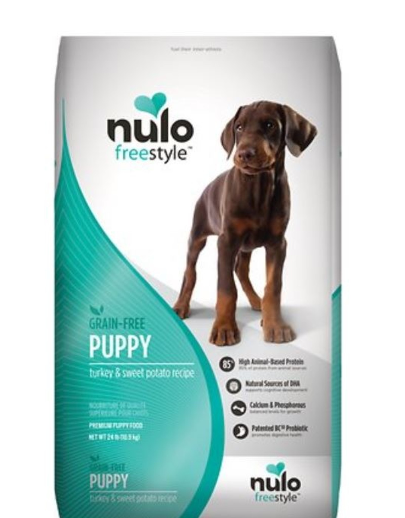 Nulo Puppy Turkey & Sweet Potato