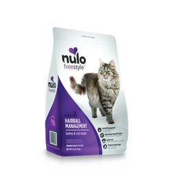 Nulo FreeStyle Cat Hairball Management Turkey & Cod
