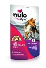 Nulo Pouch Dog Lamb, Saba, Kelp Broth  2.8oz