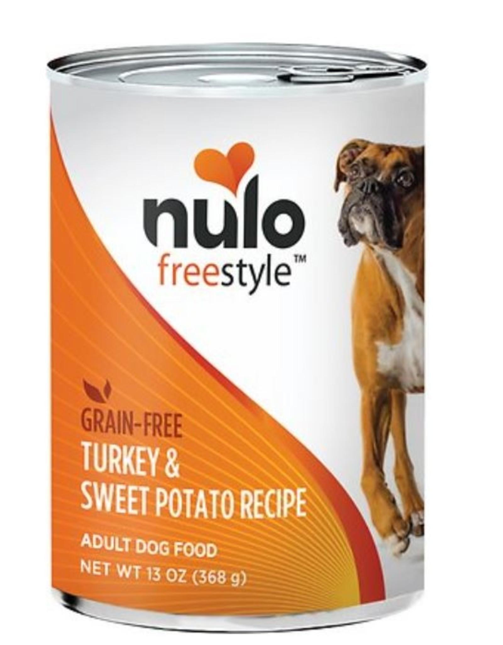 Nulo Can Dog Turkey, Sweet Potato 13oz