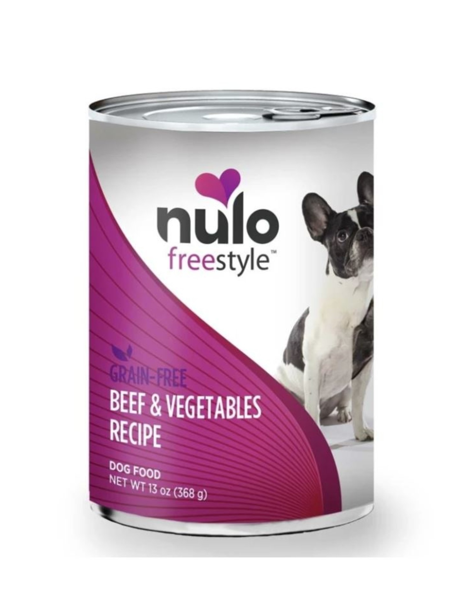 Nulo Can Dog Beef 13oz