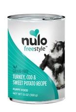 Nulo Can Puppy, Turkey, Cod, Sweet Potato 13oz