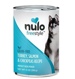 Nulo Can Dog Salmon, Chickpeas 13oz