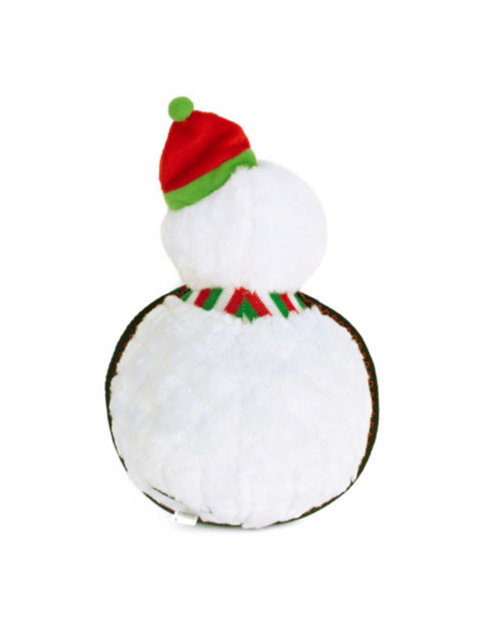 ZippyPaws Holiday Z-Stitch® Grunterz - Snowman