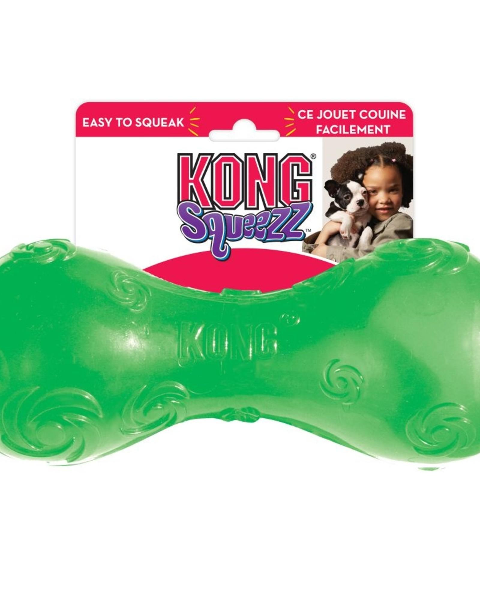 Kong Squeezz