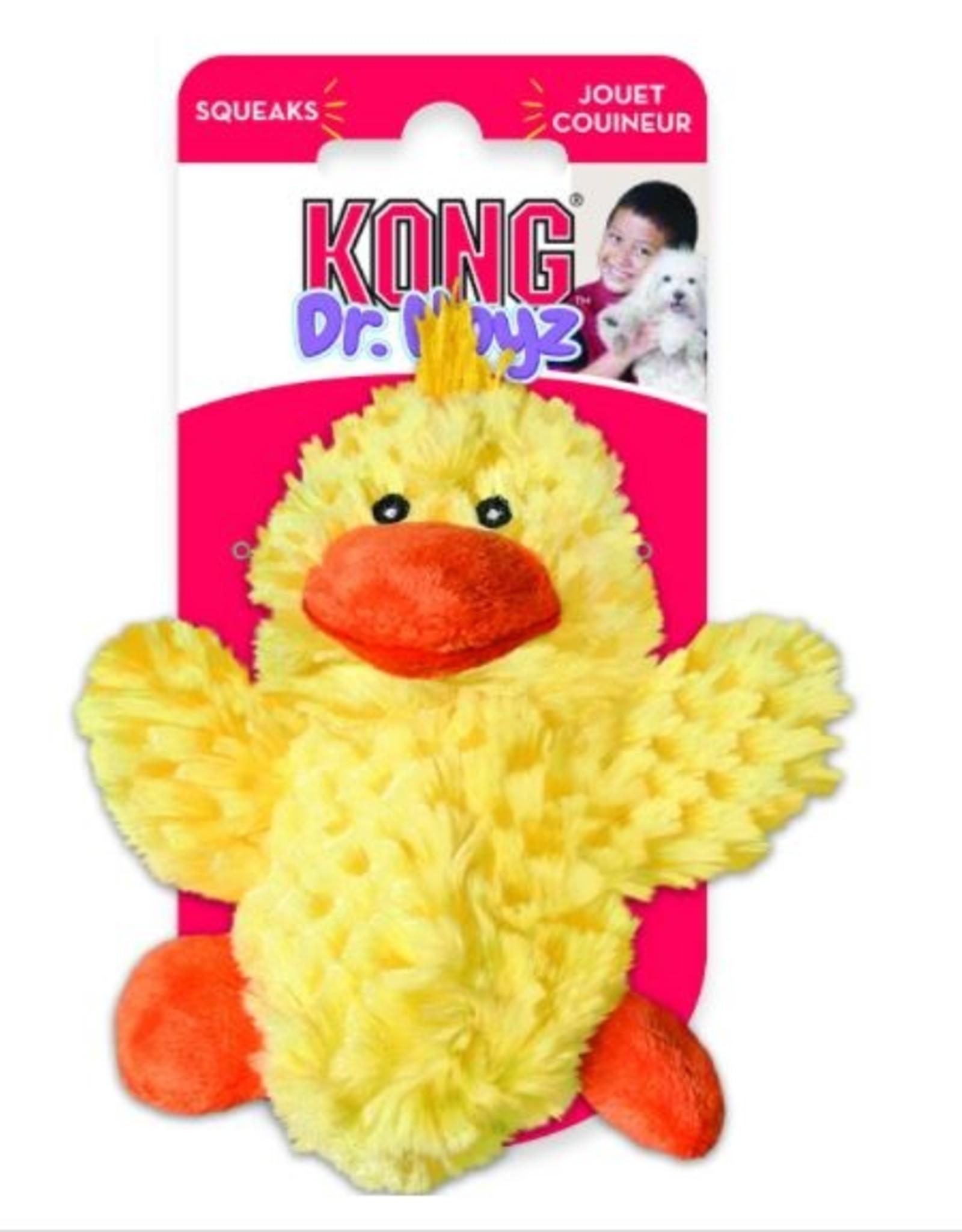 Kong Plush Platy Duck Dog