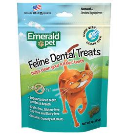 Emerald Pet Dental  White-Fish Feline Treats 3oz