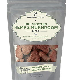 Lamb Liver Full Spectrum Hemp & Mushroom Bites 2.7oz