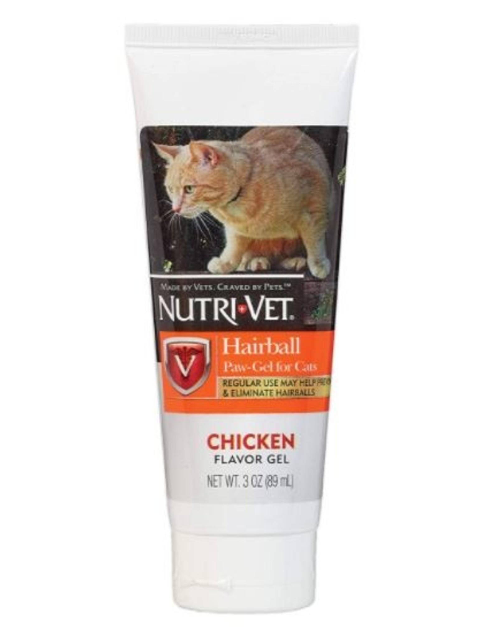 Nature's Vet Nature's Vet  Hair-Ball Catnip Gel 3oz
