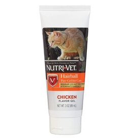 Nature's Vet NVet Nat HB Catnip Gel 3oz