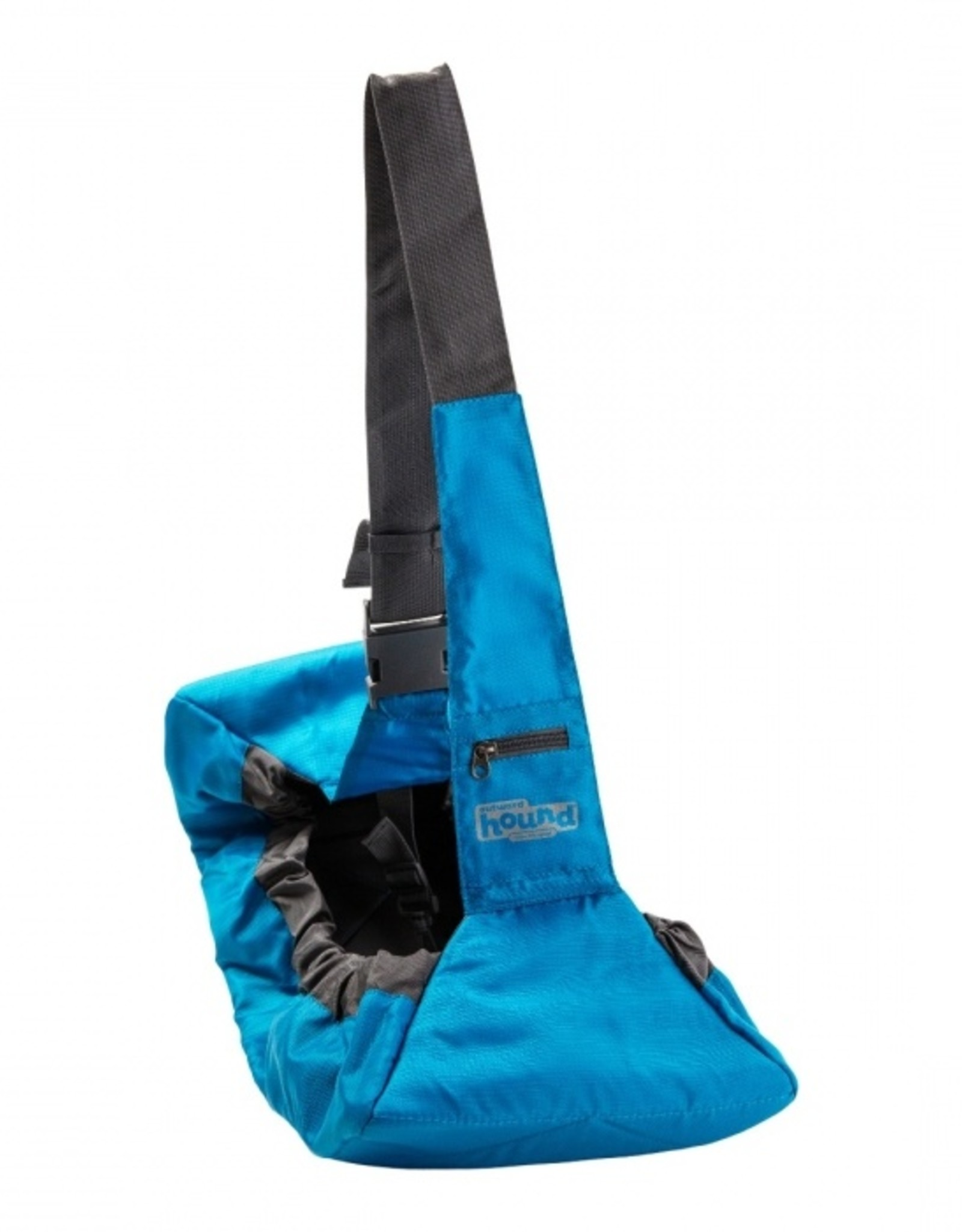 Pooch Pouch Sling Carrier Blue