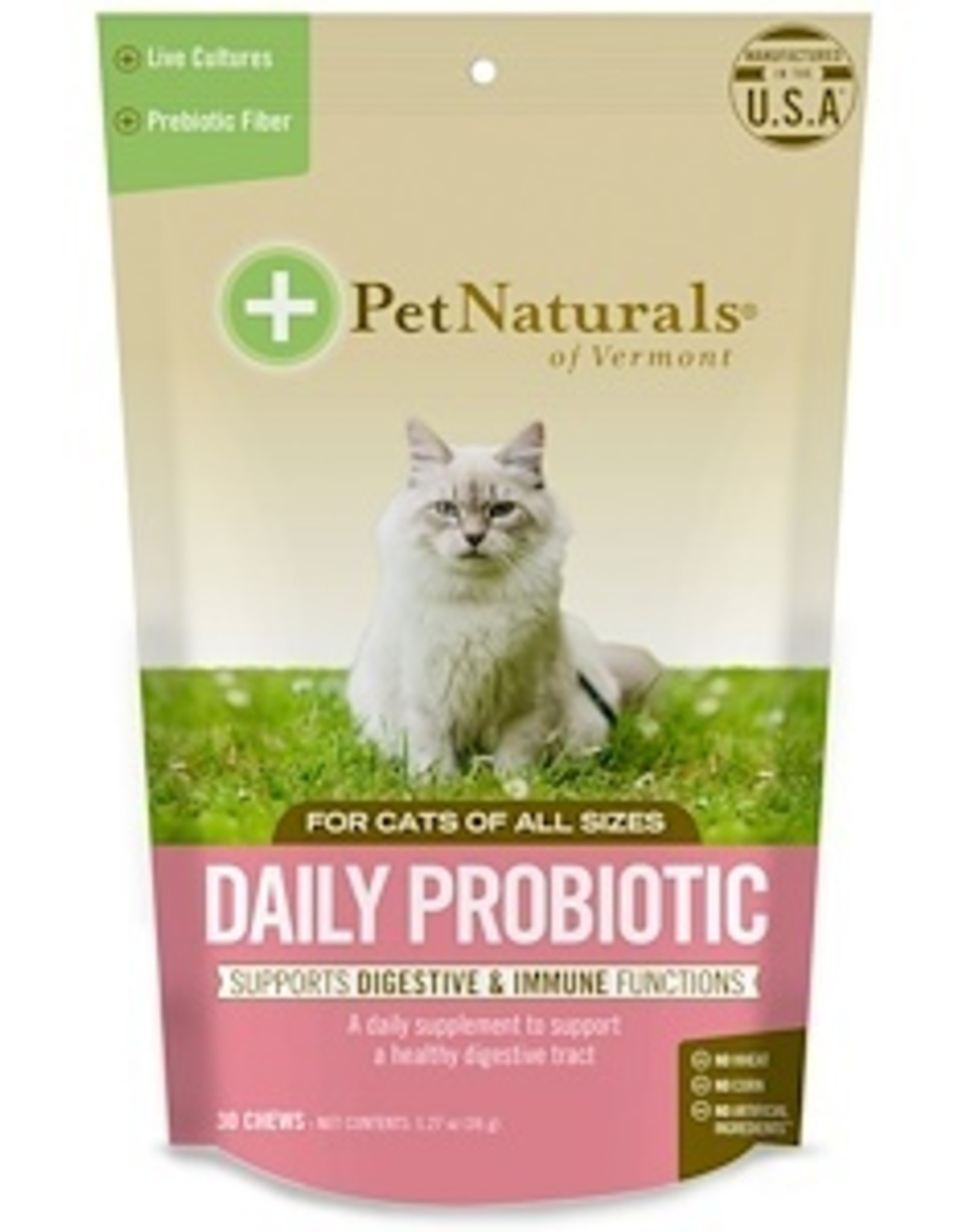 PNV Daily Probiotic Cat 30ct