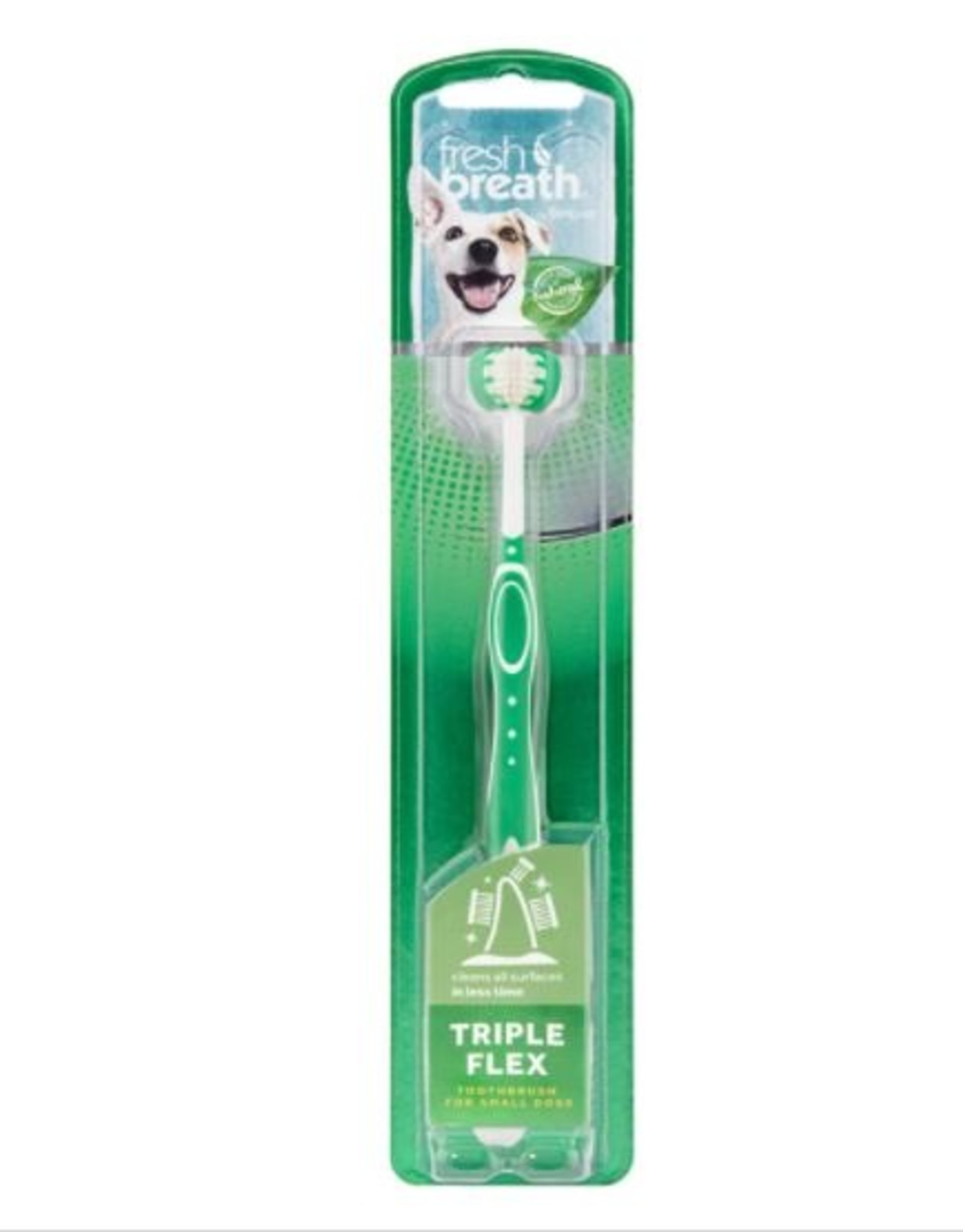 Triple Flex Toothbrush Dog SM