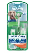 TropiClean Oral Care Kit Large Breed