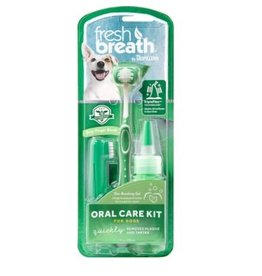 TropiClean Oral Care Kit Small Breed