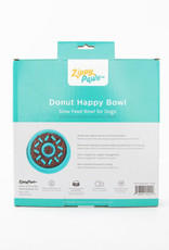 ZippyPaws Happy Bowls - Donut
