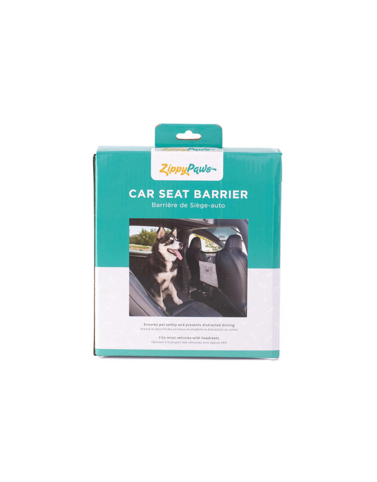 ZippyPaws Adventure Car Front Seat Barrier