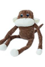 ZippyPaws Spencer the Crinkle Monkey - Large