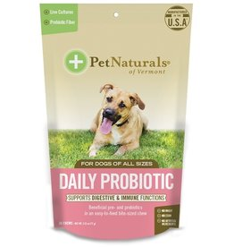 PNV Daily Probiotic Dog 60ct