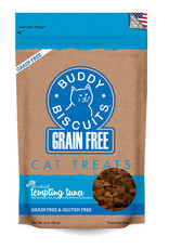 Buddy Biscuit Grain Free Tuna Cat Treat 3oz