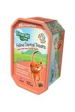 Emerald Pet Cat Dental Treat Tub Salmon 11oz