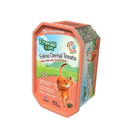 Emerald Pet Cat Dental Trt TUB Salmon 11oz
