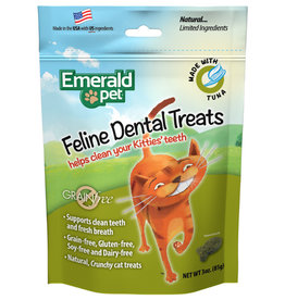Emerald Pet Cat Dental Trt Tuna 3oz