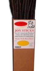 JJ Fuds Joy Sticks Beef 3' Chew