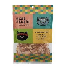 Cat Man Doo Cat Sushi Bonito Flakes 0.5oz