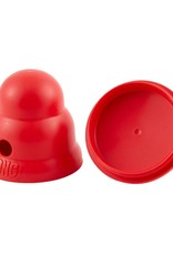 KONG® Wobbler™ Dog Toy Red Large, 10.5 X 6.5 Inch