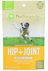 Pet Naturals of Vermont Hip + Joint Chew for Dogs 60ct