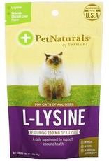 PNV L-Lysine Chew Cat 60ct
