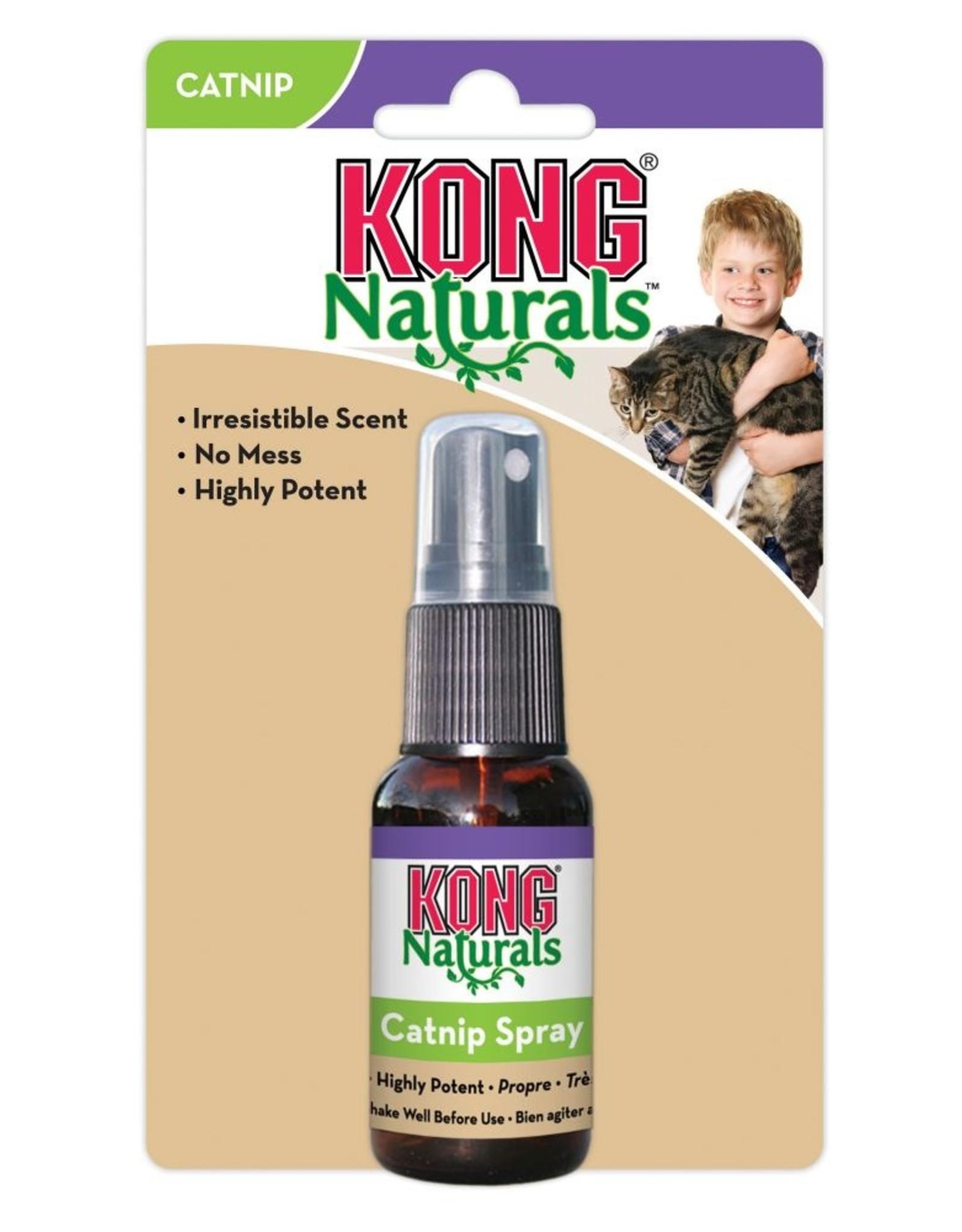 Kong Catnip Spray 1oz