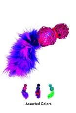 Kong Wubba Wicker Cat Toy
