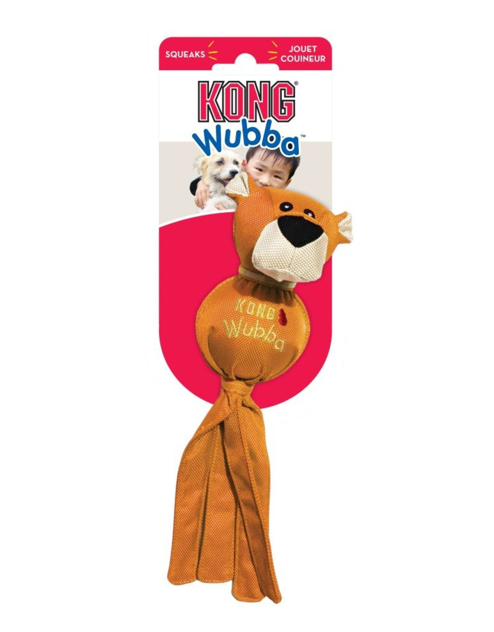 Kong Wubba Ballistic Assorted LG