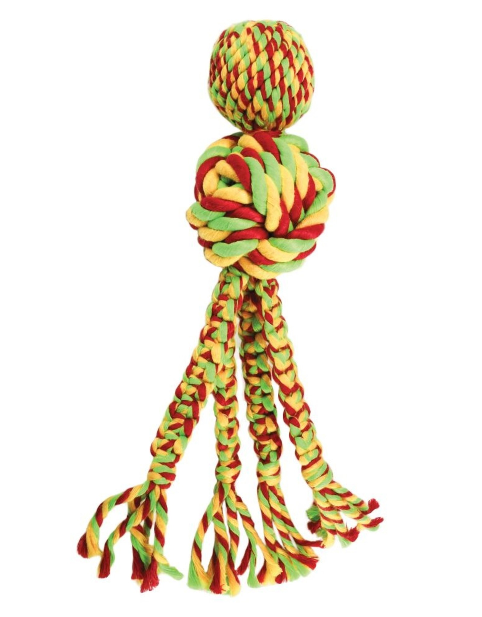 Kong Wubba Weaves with Rope SM