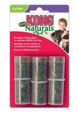 Kong Catnip Refillable Tube 3-Pack