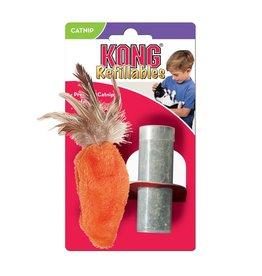 Kong Refillables Carrot Cat Toy