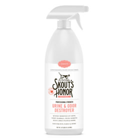 Skout's Honor Professional Strength Cat Urine & Odor Destroyer 35z