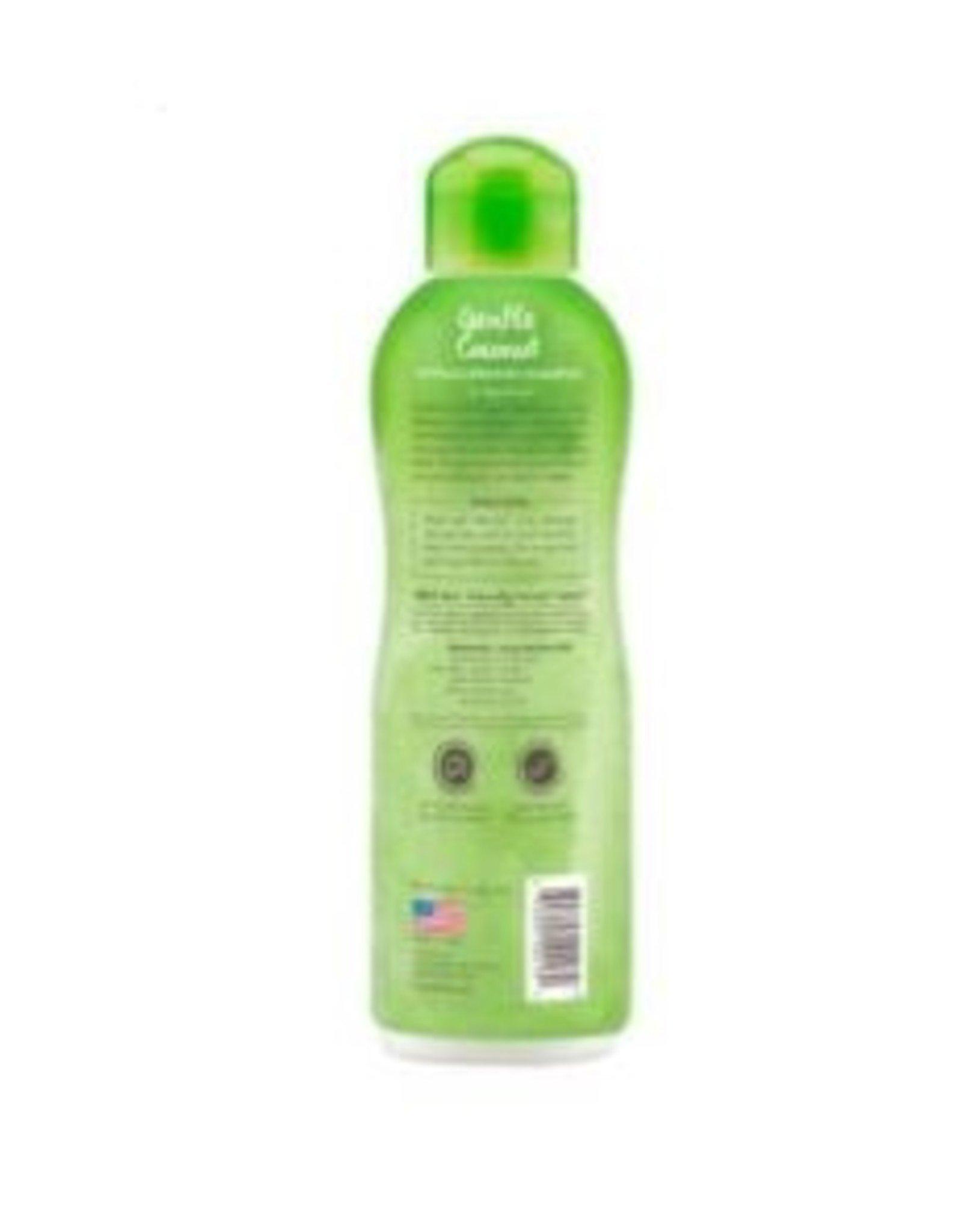 TropiClean Gentle Coconut Hypo Allergenic Puppy & Kitten Shampoo, 20oz