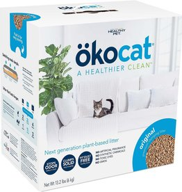 Okocat Okocat Natural Wood Clumping Cat Litter