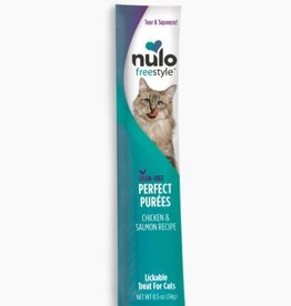 Nulo GF Perfect Purees Chicken & Salmon .5 oz