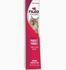 Nulo GF Perfect Purees Tuna & Crab .5 oz