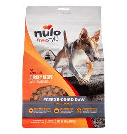 Nulo Freeze Dried Raw Grain Free Turkey Dog Food 13 oz